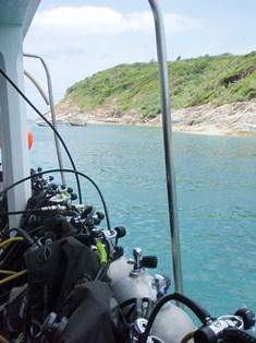 7月19日 ラチャヤイ島で。。。_d0086871_18553538.jpg