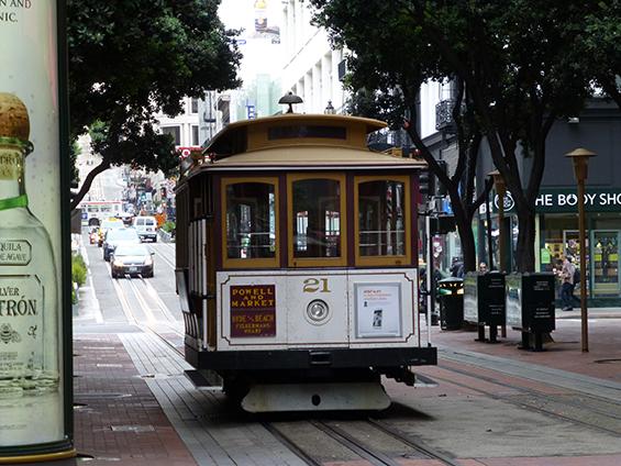 サンフランシスコから帰国_c0030685_14323932.jpg