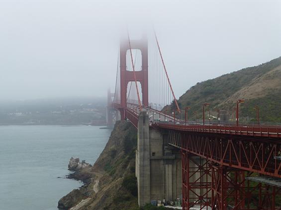 サンフランシスコから帰国_c0030685_14344113.jpg