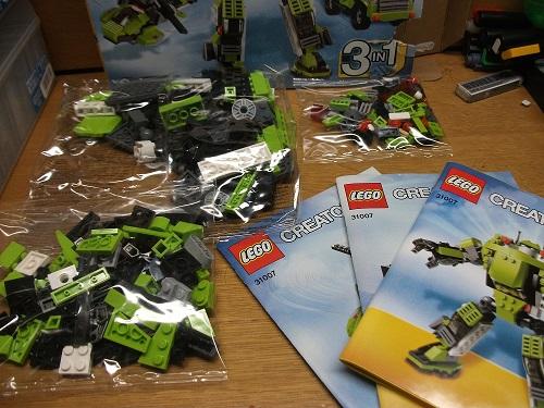 【LEGO】ボブのレゴ遊び第1回_f0205396_2015266.jpg