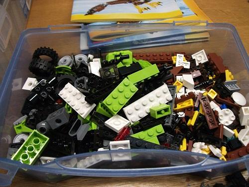 【LEGO】ボブのレゴ遊び第1回_f0205396_20214884.jpg