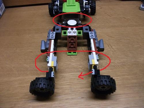 【LEGO】ボブのレゴ遊び第1回_f0205396_202742100.jpg