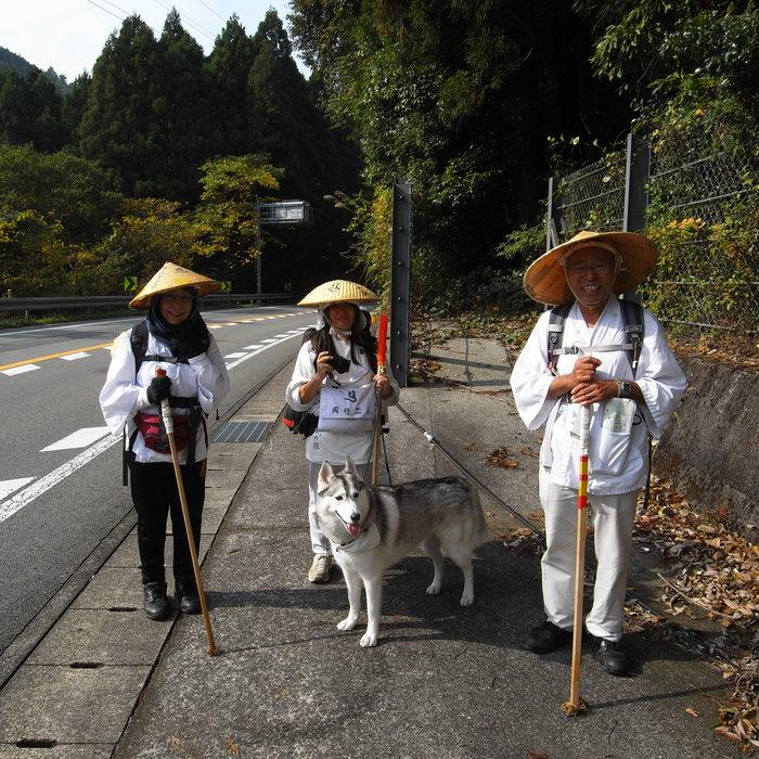 Memory of the second pilgrimage with husky HANA_c0049299_8325750.jpg