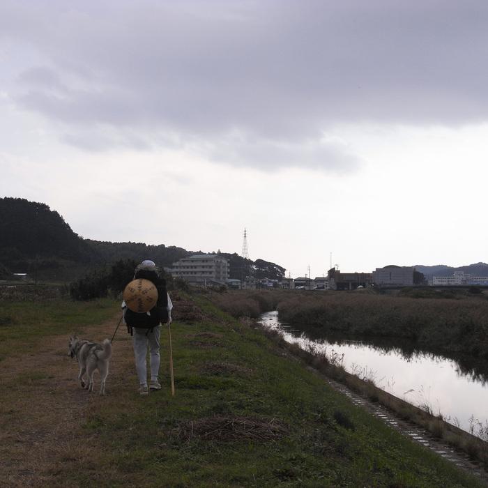 Memory of the second pilgrimage with husky HANA_c0049299_8363464.jpg