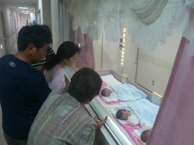 こんにちは赤ちゃん(^^)_b0152504_6524998.jpg
