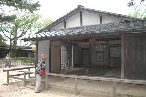 松下村塾 萩を歩く1_e0048413_17201853.jpg