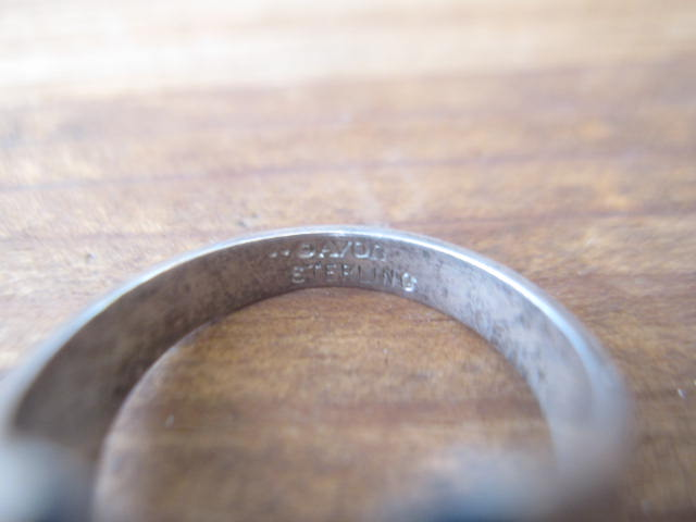 Antique Horseshoe Ring!!_d0098545_1294784.jpg