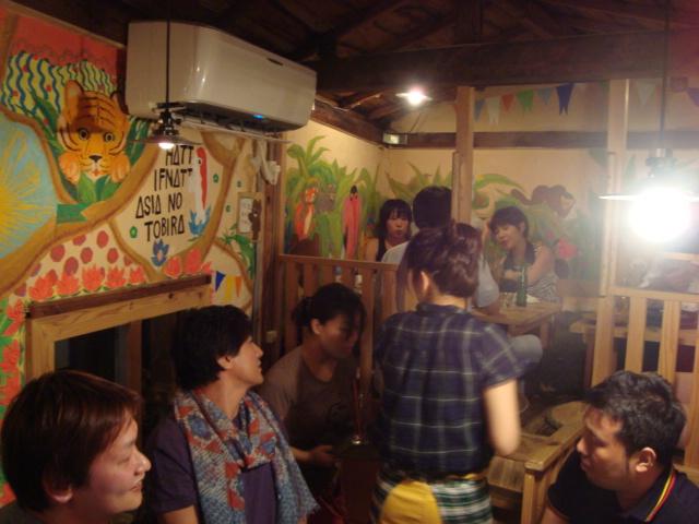 西荻窪「ハティフナット アジアの扉」へ行く。_f0232060_198563.jpg