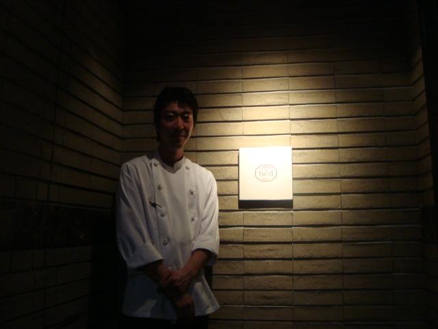 渋谷「Bed ベッド」へ行く。_f0232060_20501991.jpg