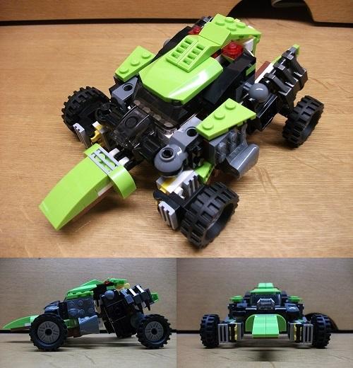 【LEGO】ボブのレゴ遊び第1回_f0205396_14201420.jpg