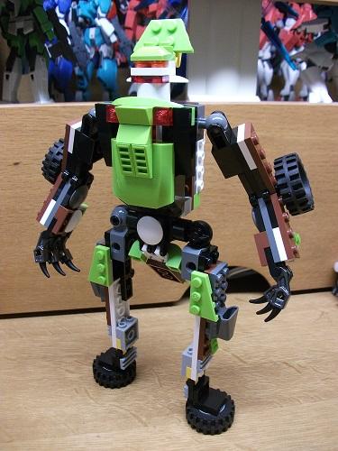 【LEGO】ボブのレゴ遊び第1回_f0205396_1422621.jpg