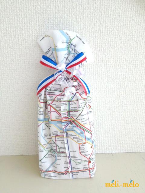 ◆ペーパーナプキンで簡単マチあり袋を作る_f0251032_1820153.jpg