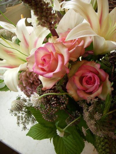 お届けしたお花。。。_a0229658_1442184.jpg