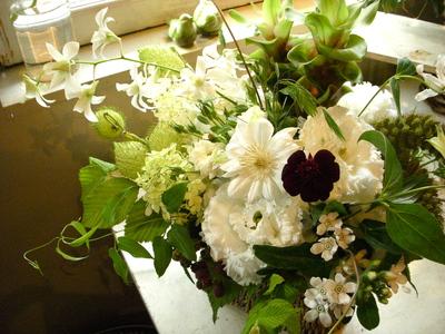 お届けしたお花。。。_a0229658_1455593.jpg