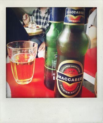 ひっさびさのビール@パリ_b0270459_4333129.jpg