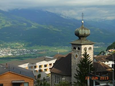 Liechtenstein トリーゼンベルク...