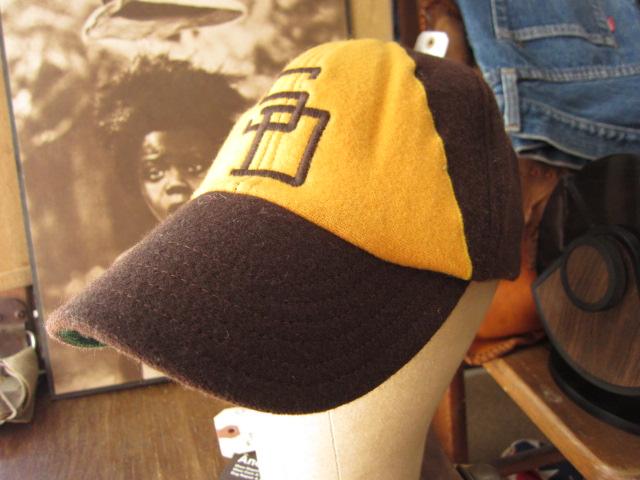 COOPERSTOWN BASEBALL CAP(クーパーズタウン ベースボールキャップ)_e0337274_16363333.jpg