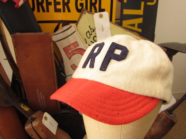 COOPERSTOWN BASEBALL CAP(クーパーズタウン ベースボールキャップ)_e0337274_1636541.jpg
