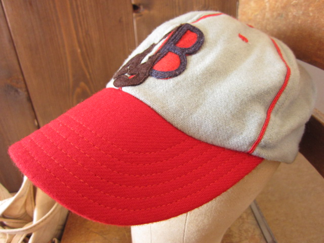 COOPERSTOWN BASEBALL CAP(クーパーズタウン ベースボールキャップ)_e0337274_16371025.jpg