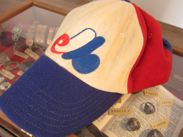 COOPERSTOWN BASEBALL CAP(クーパーズタウン ベースボールキャップ)_e0337274_1654591.jpg