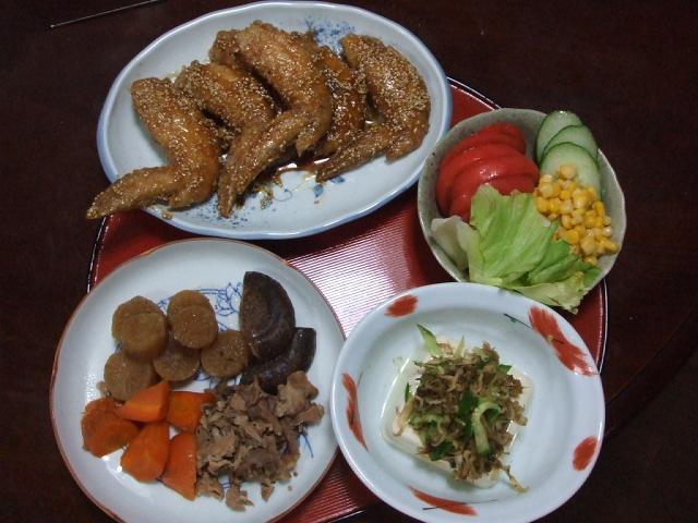 今日の夕食_f0019498_17305324.jpg
