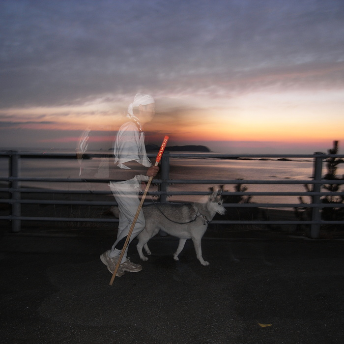 Memory of the second pilgrimage with husky HANA_c0049299_1153461.jpg