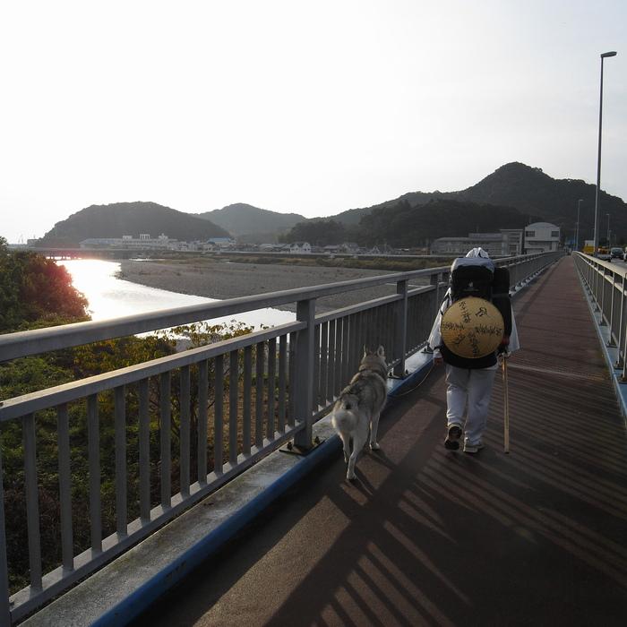 Memory of the second pilgrimage with husky HANA_c0049299_11561597.jpg