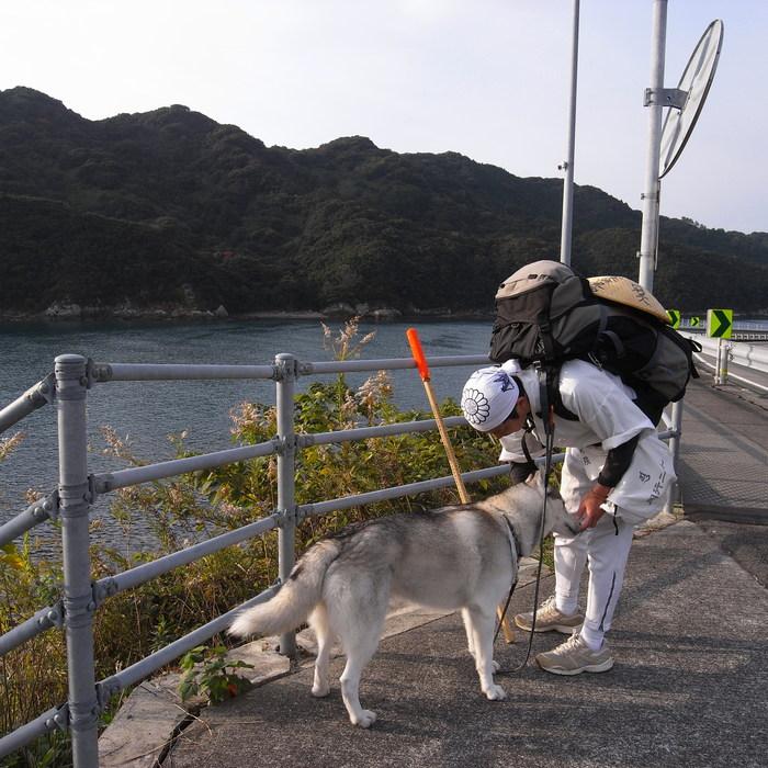 Memory of the second pilgrimage with husky HANA_c0049299_11563042.jpg