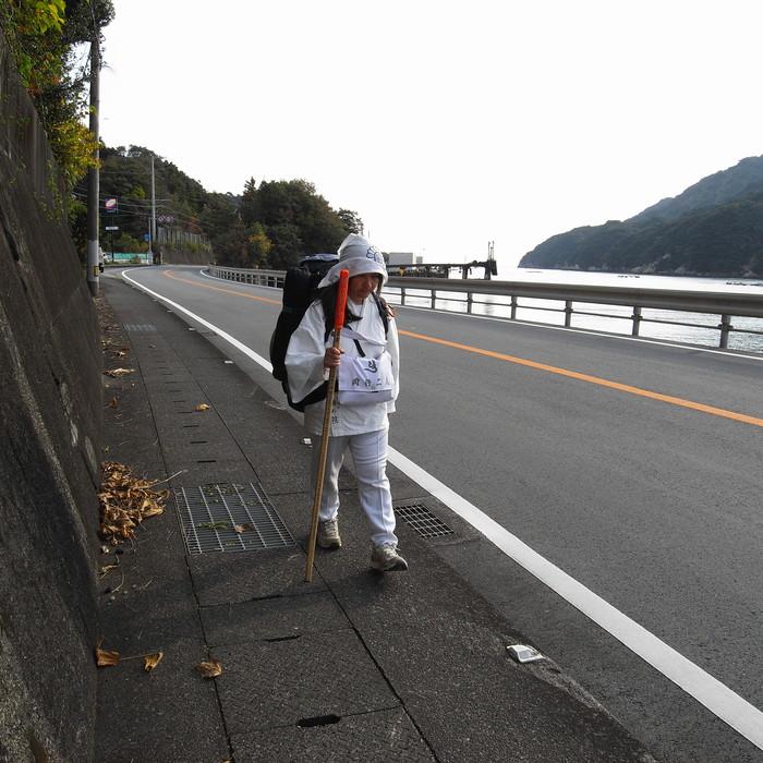 Memory of the second pilgrimage with husky HANA_c0049299_11583579.jpg