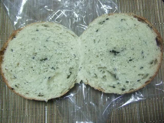 サスライカフェ 豆乳&黒ごま_f0076001_2250937.jpg