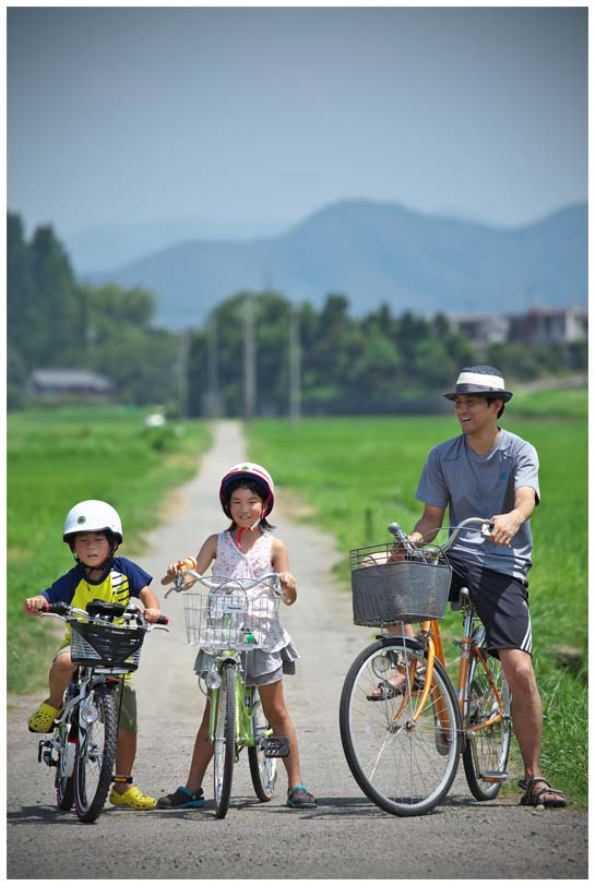 夏休み、自転車の練習_d0272207_21424010.jpg