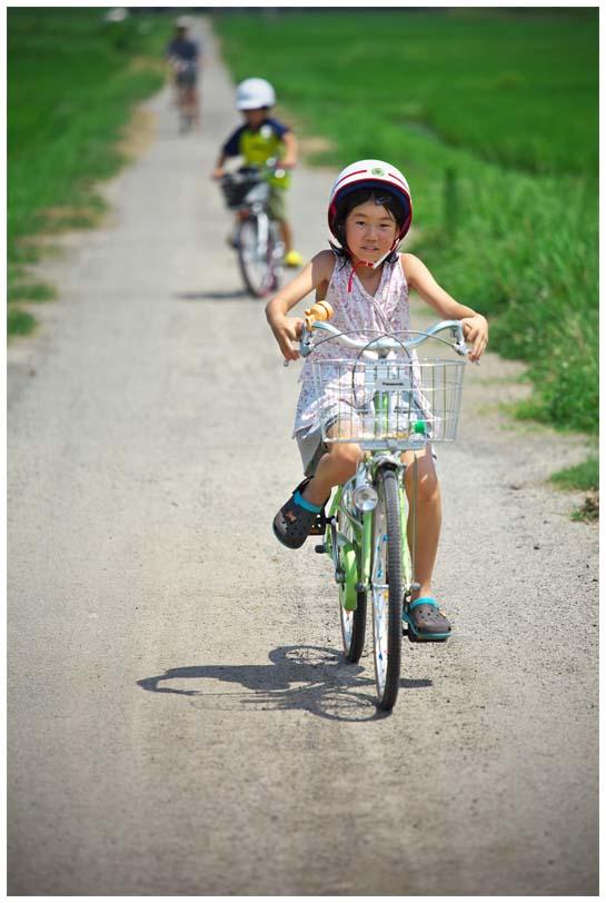 夏休み、自転車の練習_d0272207_21424994.jpg