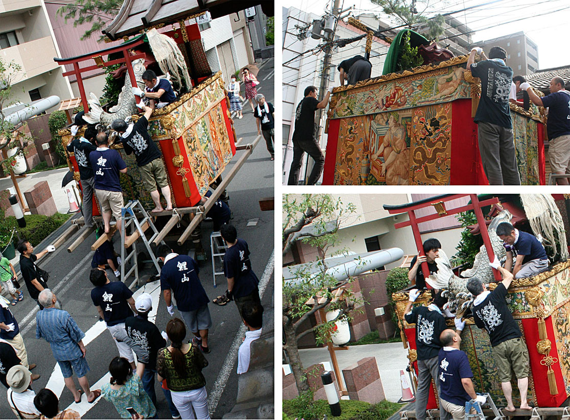 祇園祭に行ってきました。 _d0225610_20114554.jpg