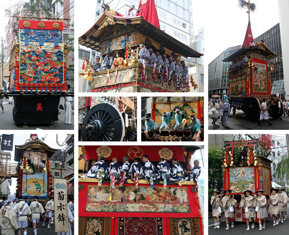 祇園祭に行ってきました。 _d0225610_20353411.jpg
