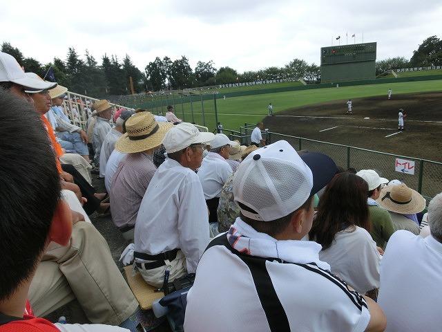 富士市立は初戦に快勝 夏の高校野球県大会_f0141310_7385221.jpg
