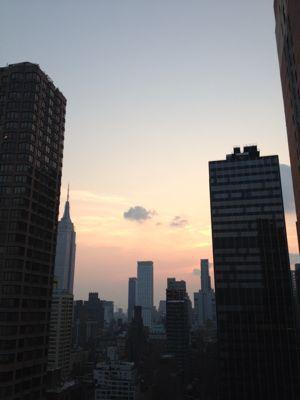ニューヨークライフでリズミカルに♪_f0095325_7192127.jpg