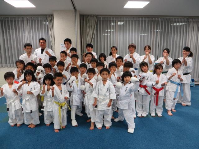 星置教室 昇級審査会_c0118332_232617100.jpg