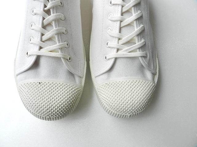 U.K army white canvas shoes size9 !!!!!_f0226051_12203549.jpg