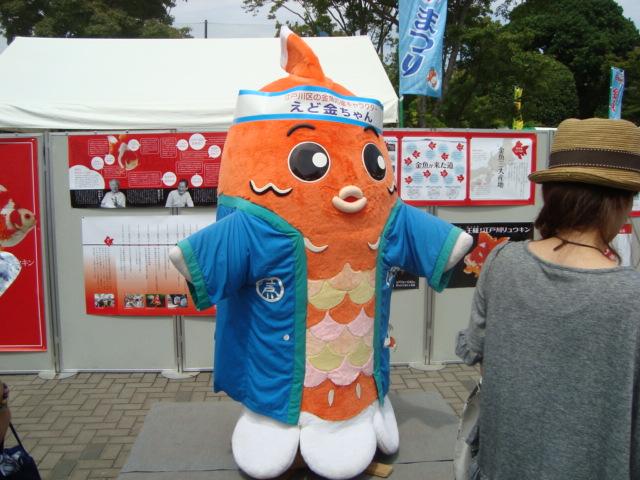 「江戸川区金魚まつり」へ行く。_f0232060_11193244.jpg