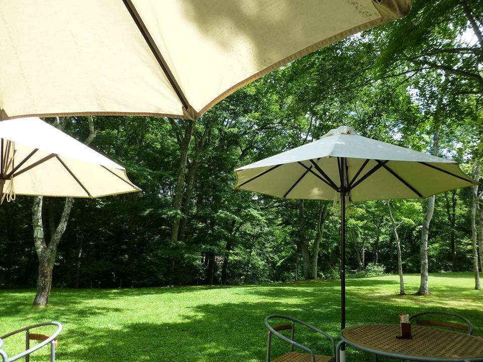 Maple Lounge @鹿島の森_c0100865_6233833.jpg
