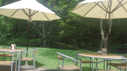 Maple Lounge @鹿島の森_c0100865_642038.jpg