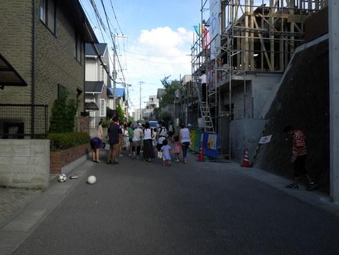 唐湊の住宅が上棟を迎えました!_d0174072_10271699.jpg