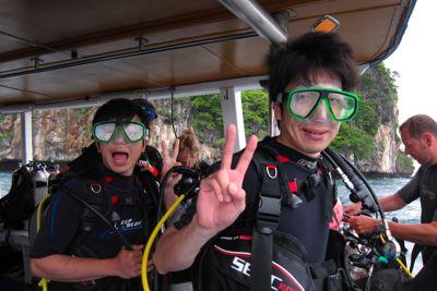 魚影と大物狙ってピピ島へ!!_f0144385_1312126.jpg