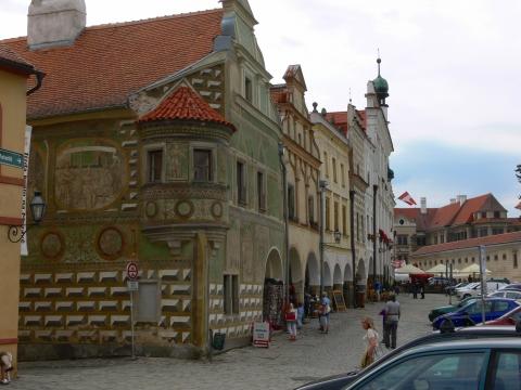 中欧家族旅行2012年08月-第八日目-チェコ・テルチ_c0153302_1047160.jpg