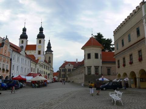 中欧家族旅行2012年08月-第八日目-チェコ・テルチ_c0153302_10493316.jpg