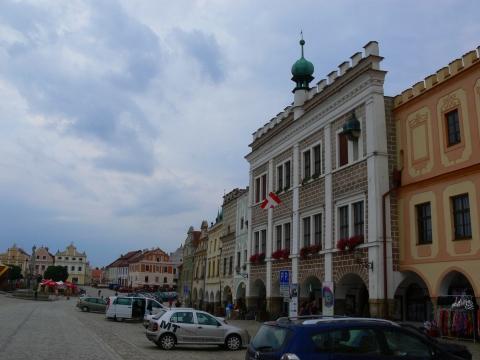 中欧家族旅行2012年08月-第八日目-チェコ・テルチ_c0153302_10532741.jpg