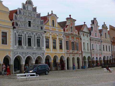 中欧家族旅行2012年08月-第八日目-チェコ・テルチ_c0153302_1055335.jpg
