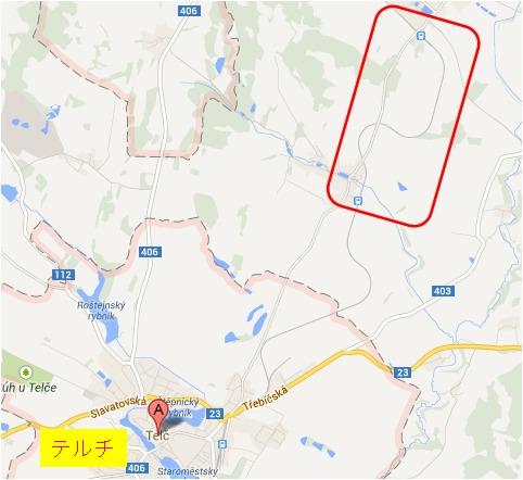 中欧家族旅行2012年08月-第八日目-チェコ・テルチ_c0153302_10571319.jpg