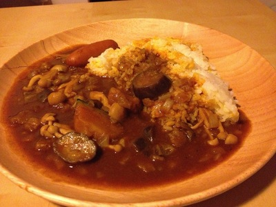 curry of summer_c0077105_21492959.jpg