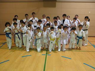 西町教室 夏季昇級審査会_c0118332_236213.jpg
